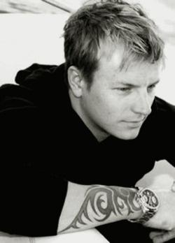 Kimi!! Oh my, Mr. Raikkonen!
