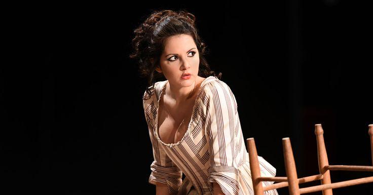 Laura Giordano (Susanna) - foto di Roberto Ricci
