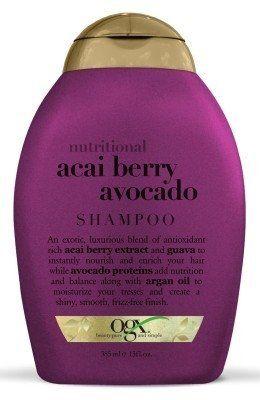 (OGX) Organix Shampoo Acai Berry Avocado 13oz (2 Pack) * Click image for more details.