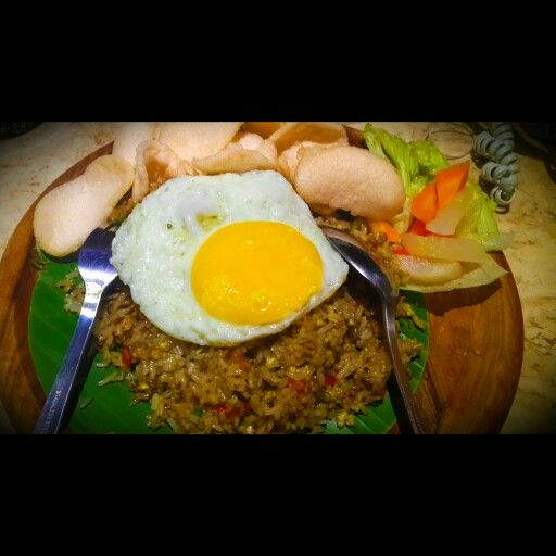 Roasted duck fried rice  #yummy