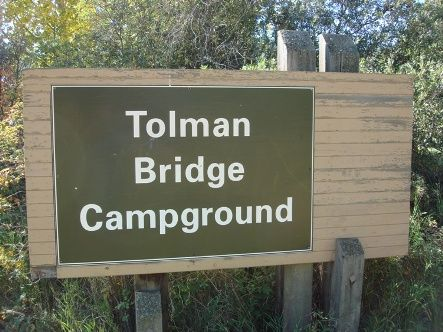 Tolman East Campground
