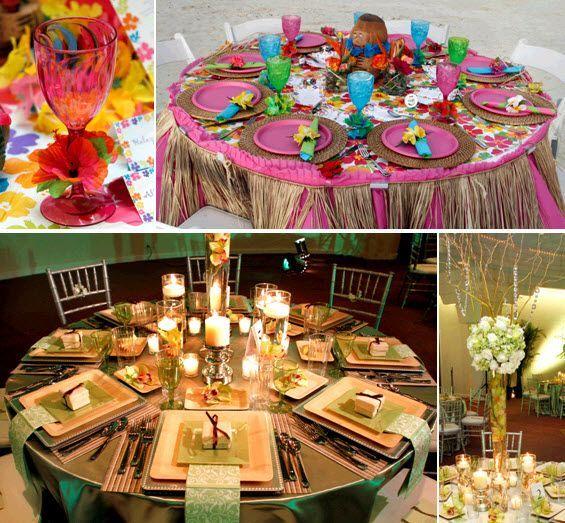 46 best Celebrations HawaiianLuau Theme images on Pinterest