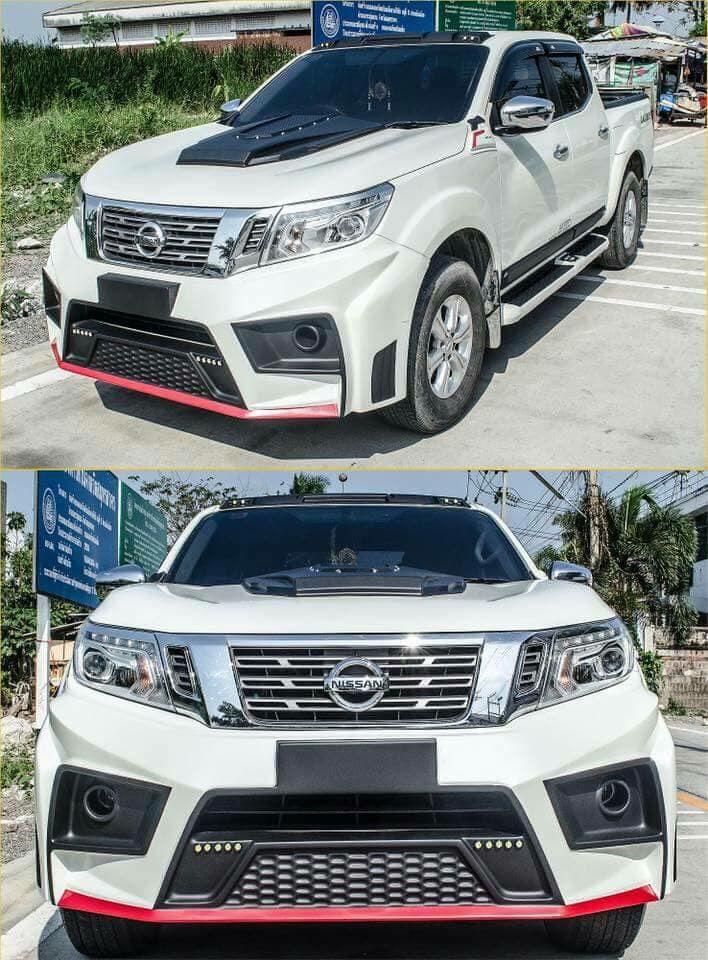 Front bumper  for  Nissan Navara Np 300  2016 image 1