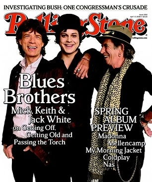 Keith Richards Talks Recording With Jack White