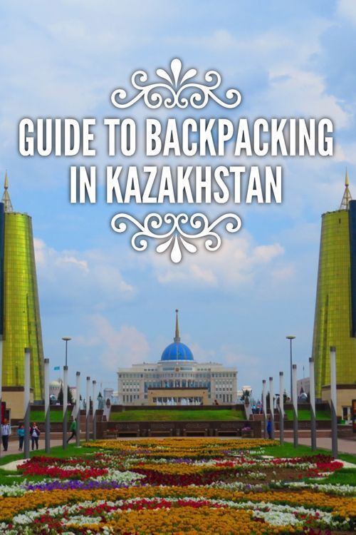 Kazakstan is not all about Borat! This surprising country has plenty to see and really friendly locals. Here is our guide to backpacking in this great Silk Road destination! #asiadestinations