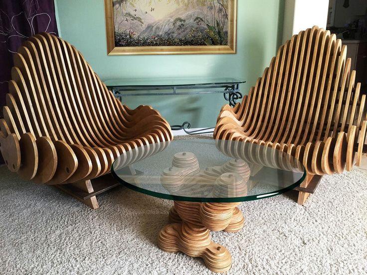 Artistic Wooden Furniture Plans