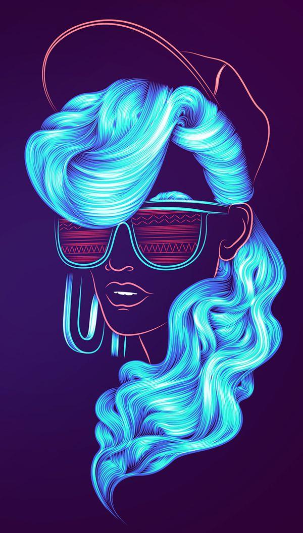 Undiz - Illustration | Abduzeedo Design Inspiration