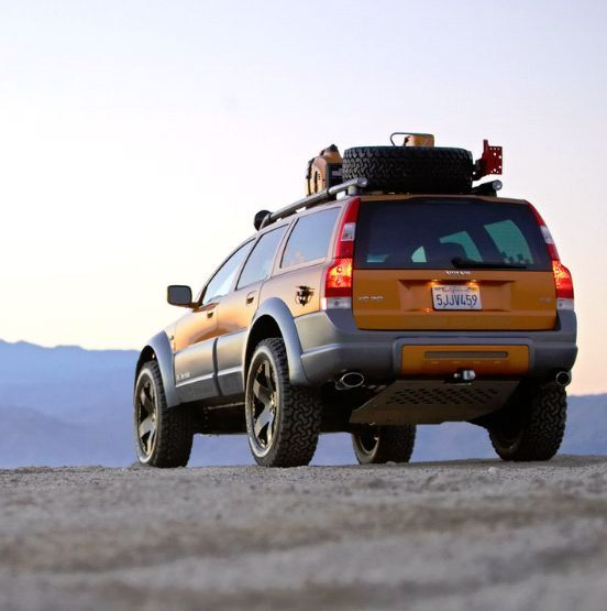 2013 Volvo Xc70 Exterior: 113 Best Images About Off Road Volvos On Pinterest