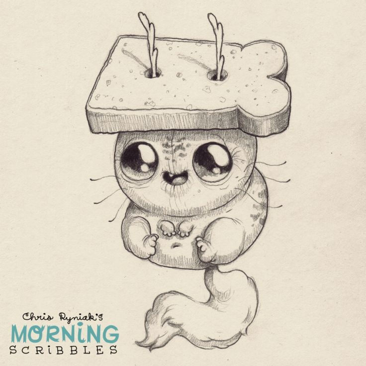 Best 25 doodle monster ideas on pinterest bed clipart for Random sketch ideas