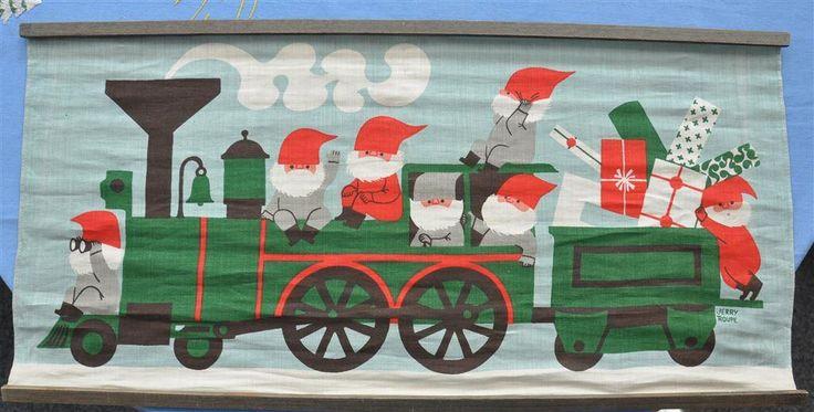 Julbonad av Jerry Roupe