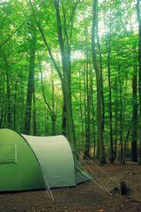 Camping in Maryland and Virginia