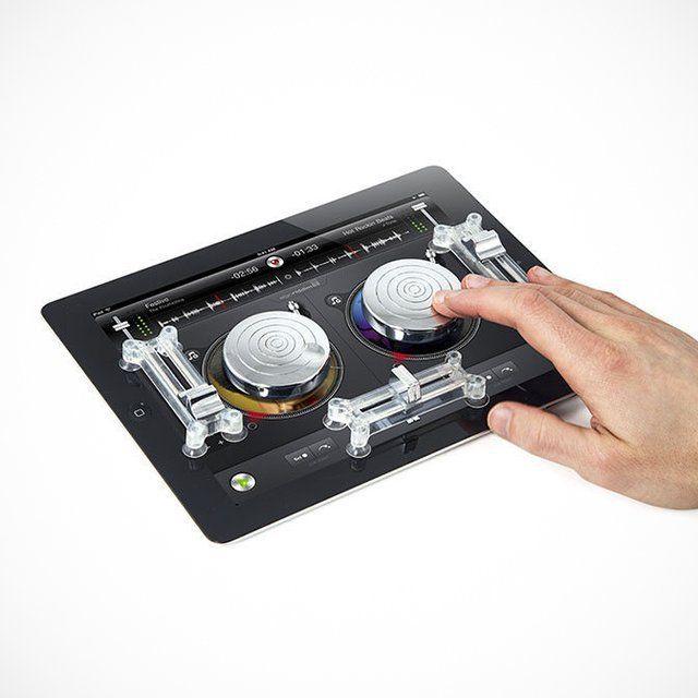 Scratch 2 Go DJ System