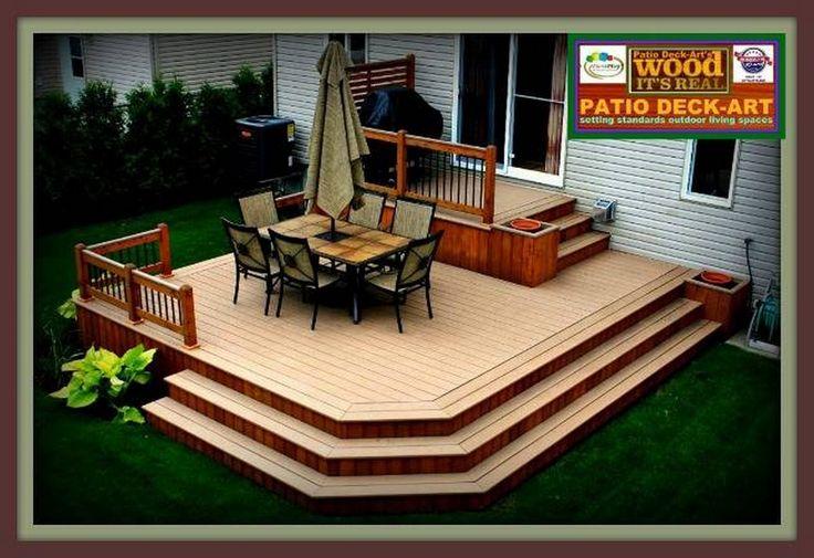 patio_en_rex_longueuil// idea for staining deck