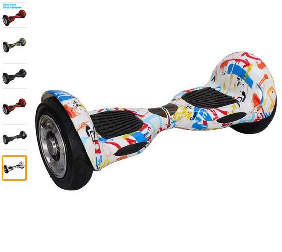 Smart Balance Gyroskuter 2 Wheels Hoverboard Electric Balance Giroscooter Hiphop Graffiti Scooter Patinete Electrico