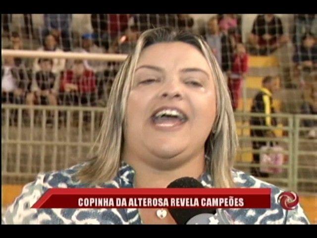 Copinha Alterosa revela talentos