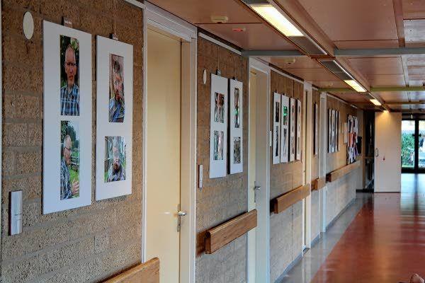 Officiële opening foto expositie Marja de Beus in Vrijthof - StadTiel.nl