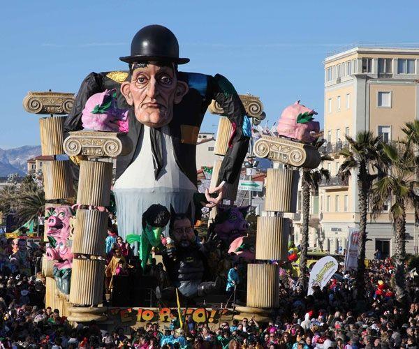 Carnevale di Viareggio 2013-seconda categoria