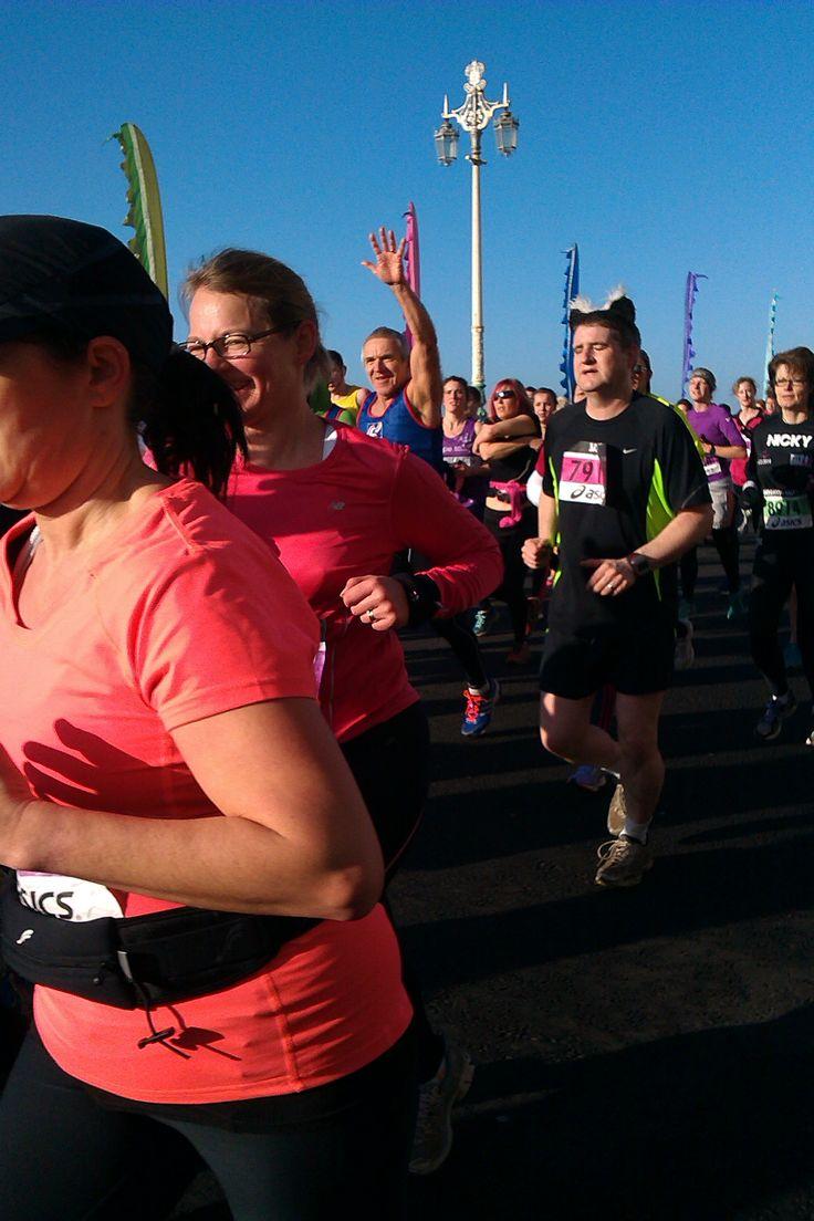 Congratulations to everyone who took part in the 2014 Brighton Half Marathon! #blindveteransuk #brightonhalfmarathon