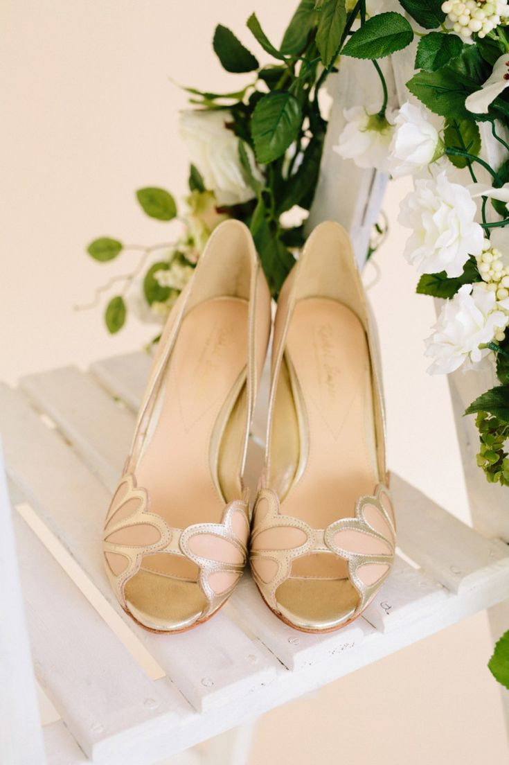 'Wear Again' Wedding Shoes by Rachel Simpson | Photography by http://www.emmacasephotography.com/