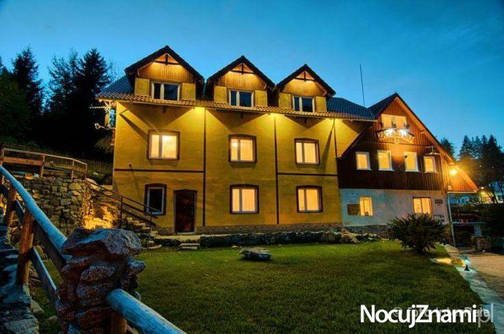 Zielona ENKLAWA ciszy i spokoju w centrum - NocujZnami.pl || Nocleg w górach || #apartamenty #polishmoutains #apartments #polska #poland || http://nocujznami.pl/noclegi/region/gory