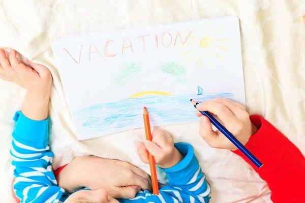 Cómo conseguir que los #niños sigan #aprendiendo mientras disfrutan de sus #vacaciones