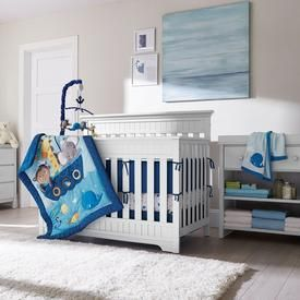 Buy Ahoy There 6 Piece Crib Bedding Set Online & Reviews