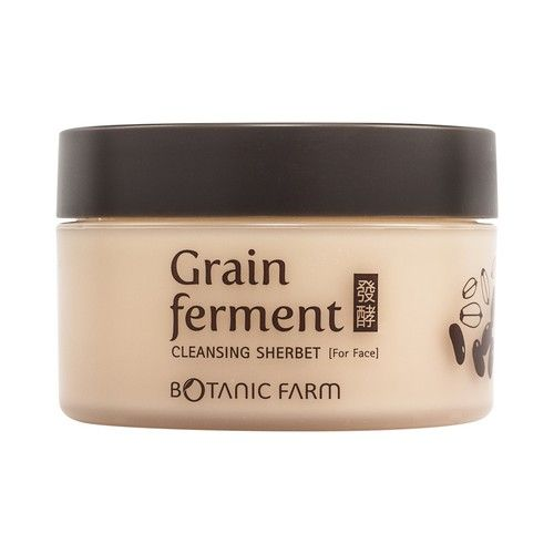 [Botanic Farm] Grain Ferment Cleansing Sherbet // $24 Memebox -- NOT FOR ME B/C OF POSSIBLE SOY ALLERGY