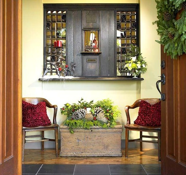 Sunken Foyer Home Decor : Best images about foyer on pinterest entryway decor