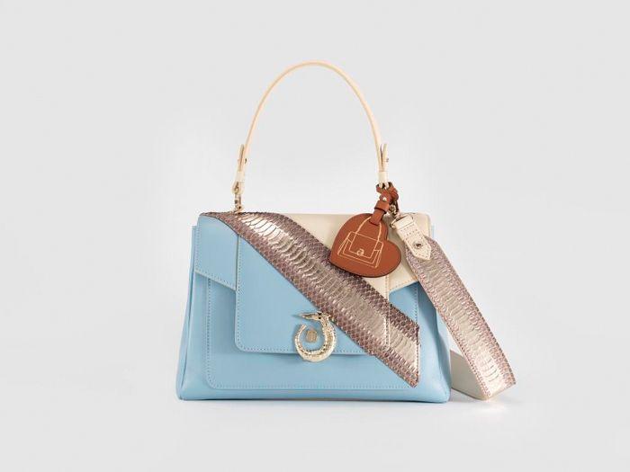 Эксклюзивная версия сумки Trussardi Lovy Bag | Fashionista.ru | Мода, дизайн, стиль жизни