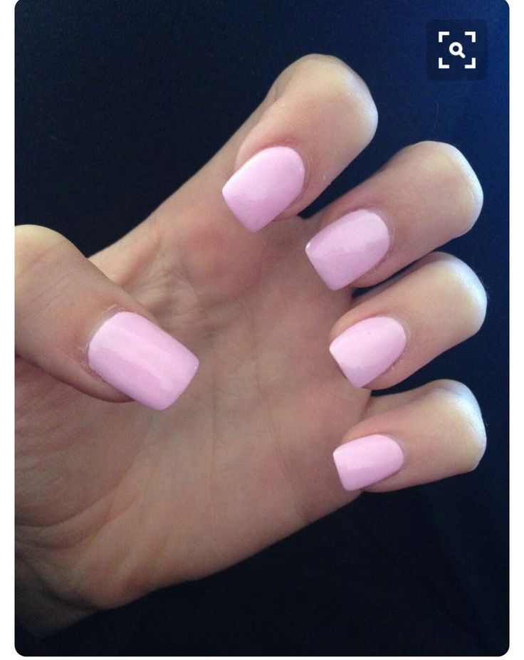 Best 25+ Short pink nails ideas on Pinterest   Coffin ...