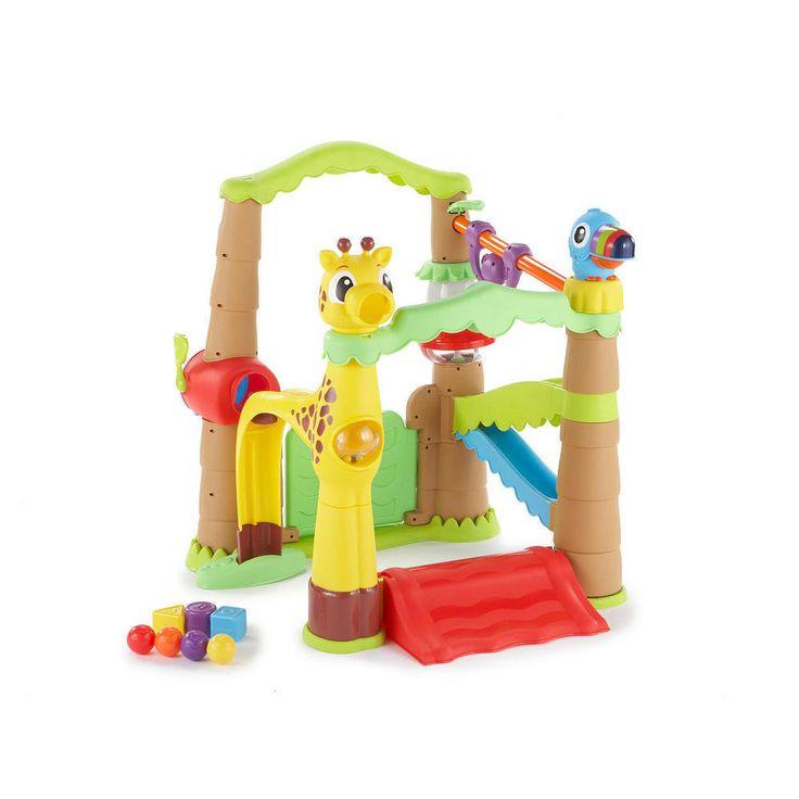 Little Tikes Light 'n Go Activity Garden Treehouse Playset | eBay