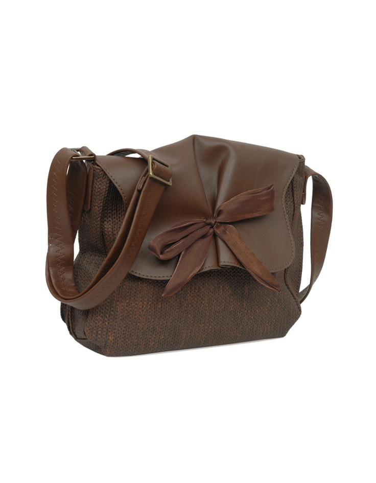 This stylish bag from Baggit is a classic piece that gets a contemporary makeover.