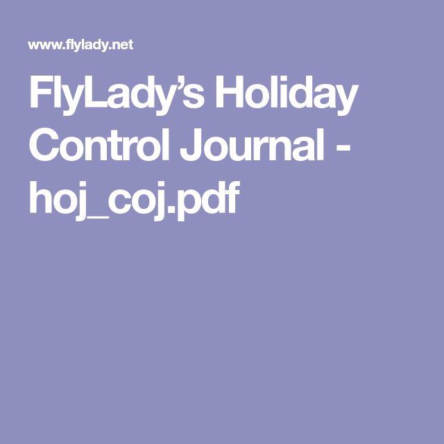 FlyLady's Holiday Control Journal - hoj_coj.pdf
