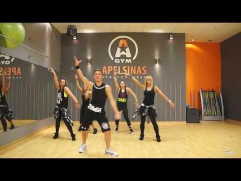 Zumba - Bachata - Frank Reyes - como sanar - YouTube