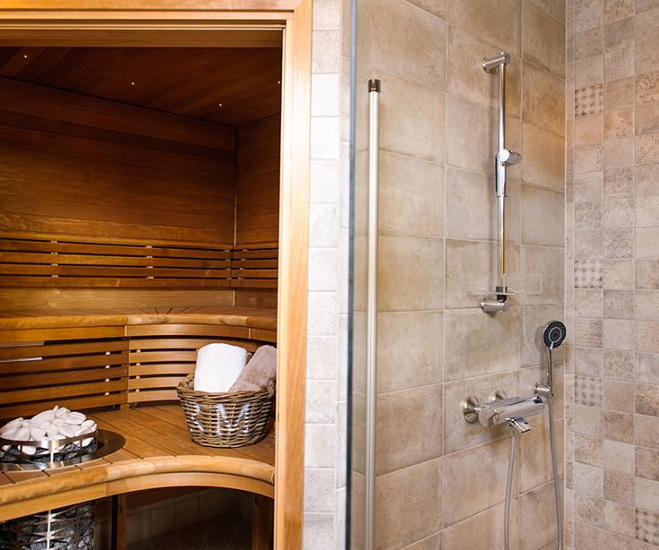 Faucet: Oras Optima - thermostatic shower faucet for bath and shower.