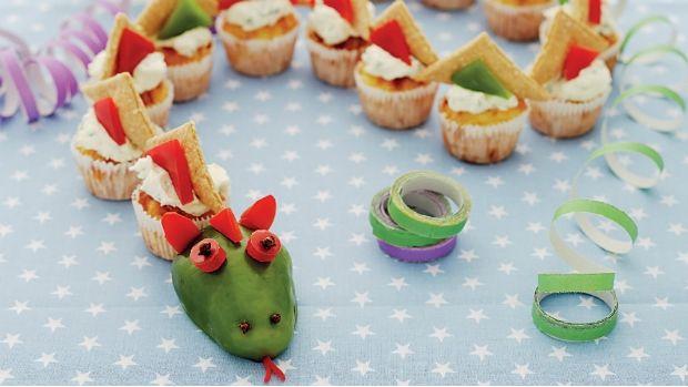 jednohubky pro děti na oslavu - Google Search