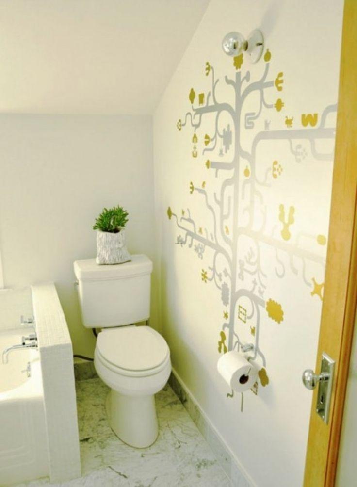 Small Bathroom Designs Modern Wall Decor