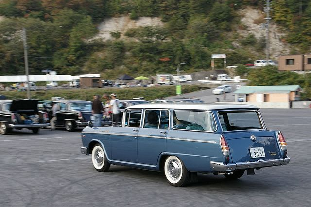 1965 Datsun Cedric Wagon WP31