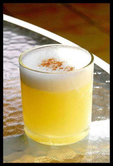 Pour the Perfect Pisco Sour