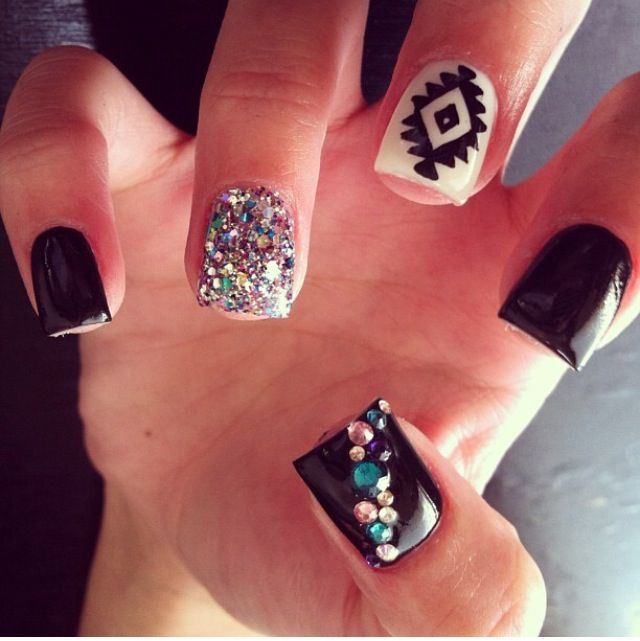 Best 25 cute gel nails ideas on pinterest gel manicure designs super cute gel nails prinsesfo Gallery