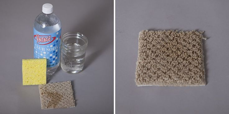 We Tried 7 DIY Carpet-Cleaning Tricks. Here's What Worked.