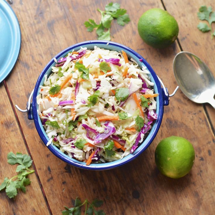 Easy sweet and spicy mexican cole slaw cole slaw fresh for Slaw recipe for fish tacos