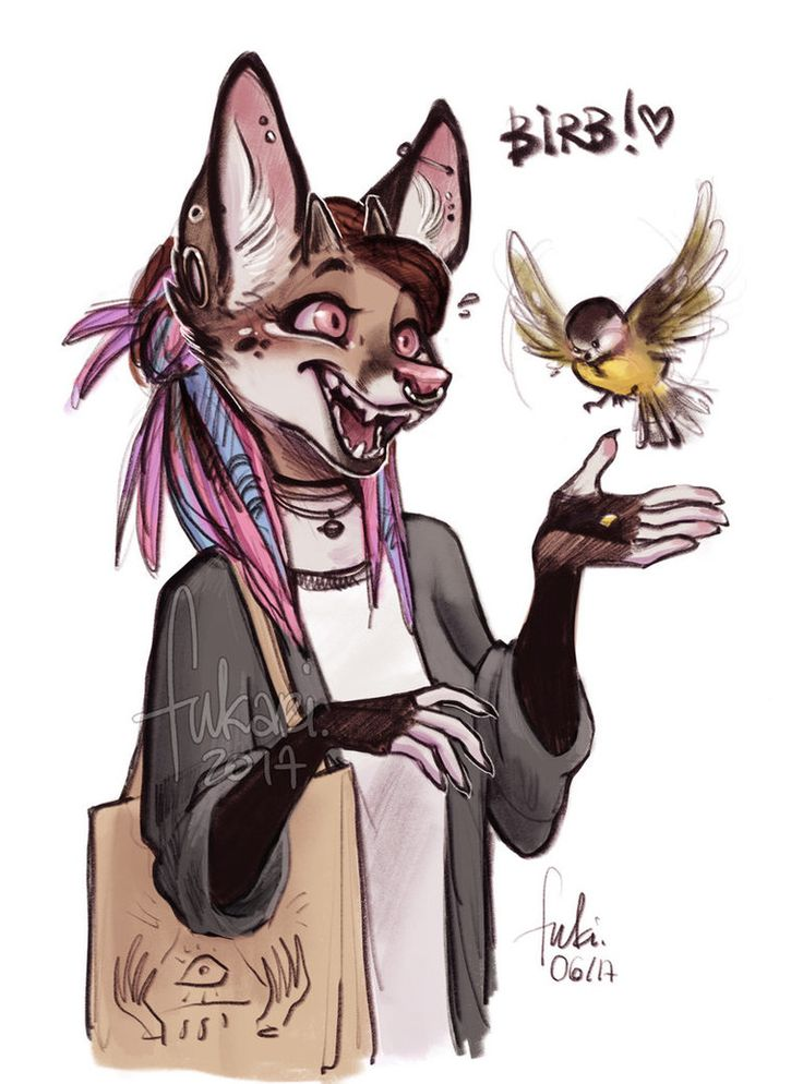 birb by Fukari