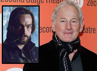 Sleepy Hollow Season 1 Cast Victor Garber to play Ichabod Crane's farther! Yay Spydaddy!