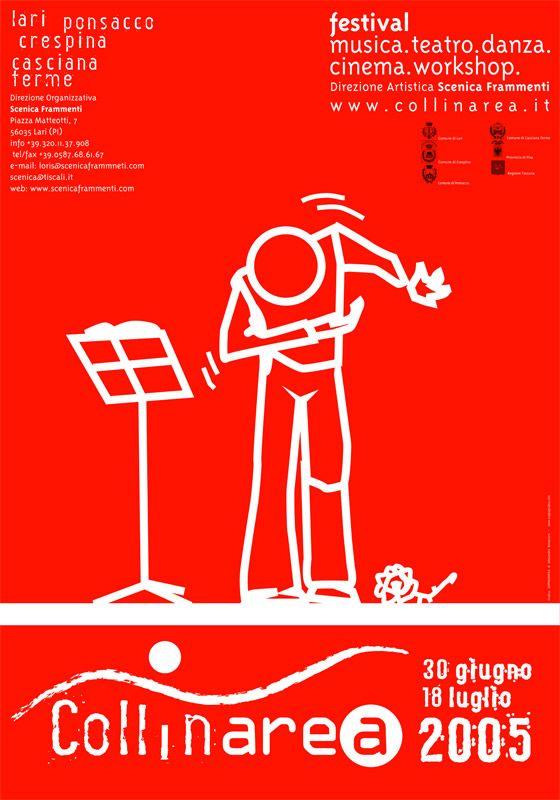 Festival Collinarea 2005 (Bonaccorsi Art)