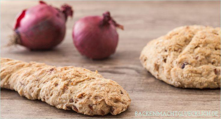Zwiebel-Brot mit Balsamico – eine Offenbarung
