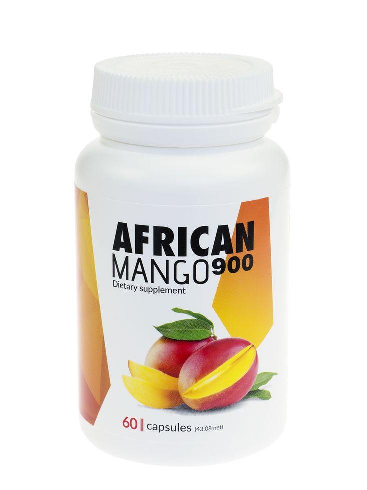 Preparatul AfricanMango900 AfricanMango900 a fost elaborat pe baza substanțelor benefice ale fructului mango african. Aceste fructe sunt sursă bogată de proteine nutritive, care garantează senzația de sațietate. Datorită acestora puteți controla mai ușor propria greutate, iar dorința de a consuma mici gustări între mese devine din ce în ce mai mică.