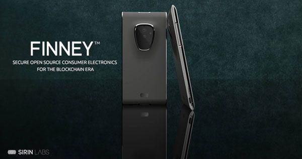 Blockchain tabanlı telefon Finney, üreticisini buldu!