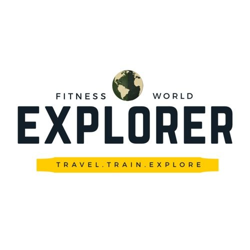 Travel.Train.Explore  Travel and Fitness Website featuring informative blog posts and stories.