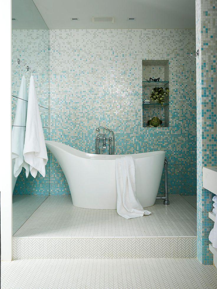 M s de 25 ideas incre bles sobre gama de azules en - Gama de colores azules para paredes ...